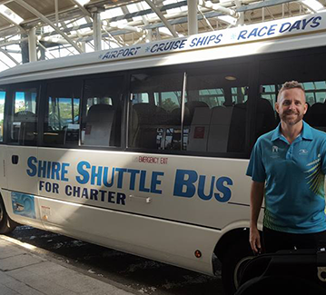 Sydney Shuttle bus Services