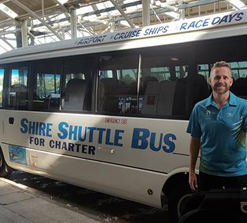 Sydney Shuttle bus Services