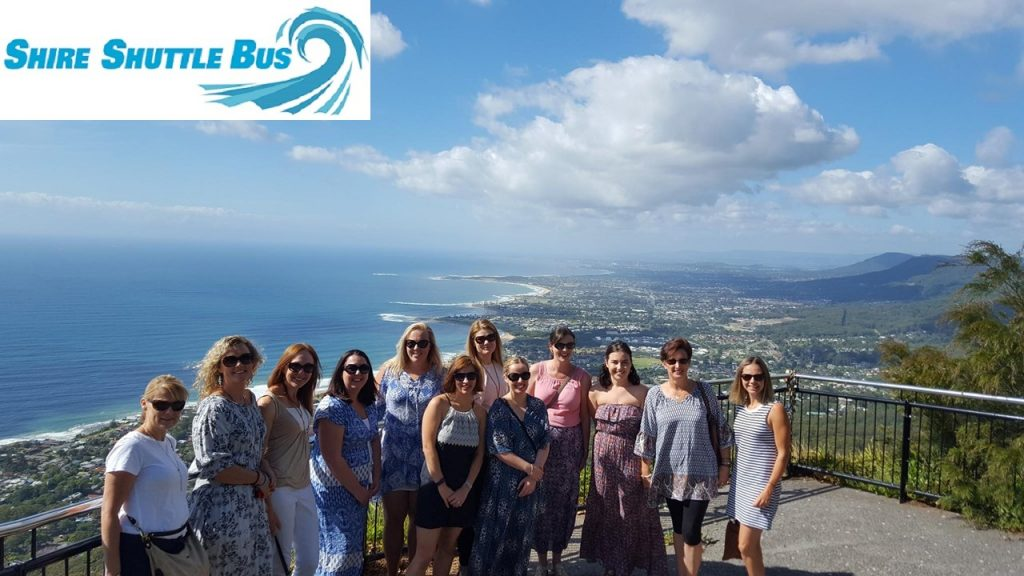 Shire Shuttle Bus Sublime Point and Bulli Tops