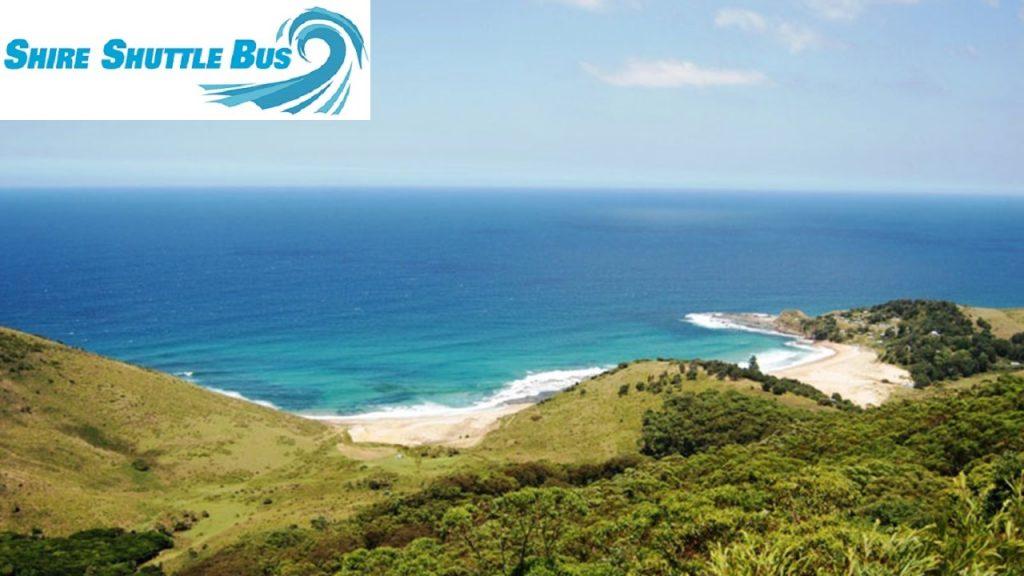 Shire Shuttle Bus Royal National Park