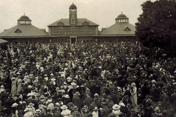 randwick racecourse in 1917