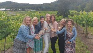 group in vineyard coolangatta estate