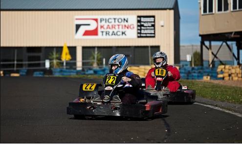picton karting